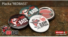 Badge REDBASS with every purchase