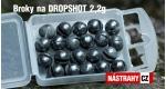 Dropshot Weight - Lead balls 20 pcs 2,2g