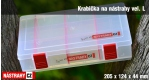 LURE BOX REDBASS size L - Gift with purchase over 27,- EUR