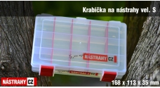 LURE BOX REDBASS size S - Gift with purchase over 36,- EUR