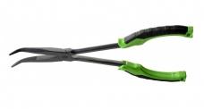 Longnose pliers curved Daiwa Prorex