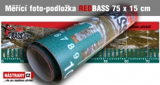 Measuring mat RedBASS, free gift with purchase over 40,- EUR