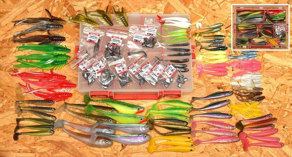 All fish set