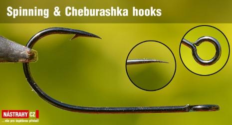 Cheburashka hooks