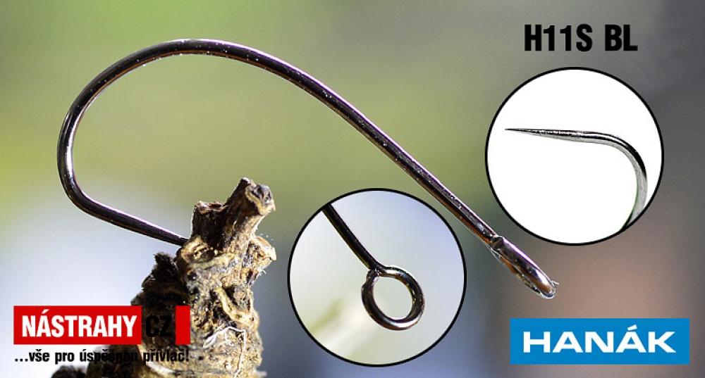 BL hooks HANAK H11S BL | NASTRAHY COM