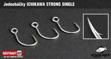 Single hook ICHIKAWA STRONG SINGLE