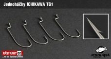 Single hook ICHIKAWA TEFLON TG1