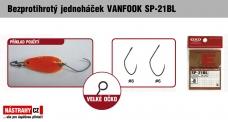 Barbless hook VANFOOK SP-21BL