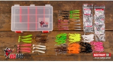 """Discounted set RedBass """"Rainbow trout / Char"""" 2021"""