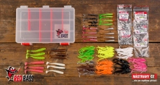 "Discounted set RedBass ""Rainbow trout / Char"" 2021"