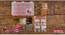 """Discounted set RedBass """"Brown trout"""" 2021"""