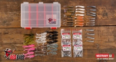 "Discounted set RedBass ""Brown trout"" 2021"