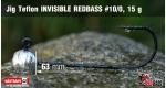 Jig Teflon Invisible #10/0 - 5 ks, 15 g