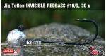 Jig Teflon Invisible #10/0 - 5 ks, 30 g +0.40 €