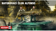 Inflatable boat ALFONSO