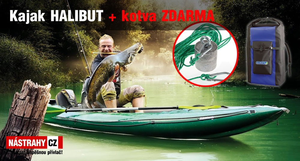 Inflatable Kayak HALIBUT