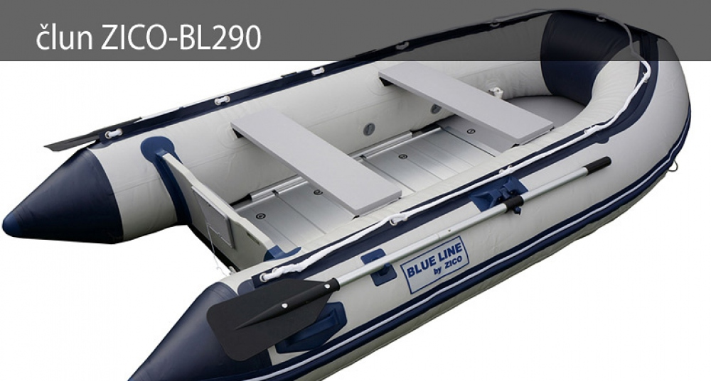 Boat ZICO BL290