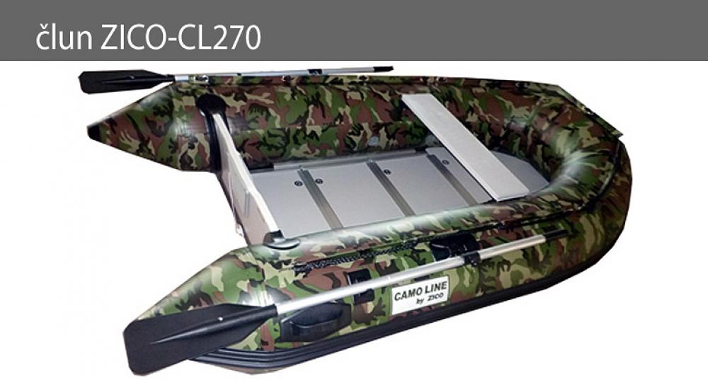 Boat ZICO CL270