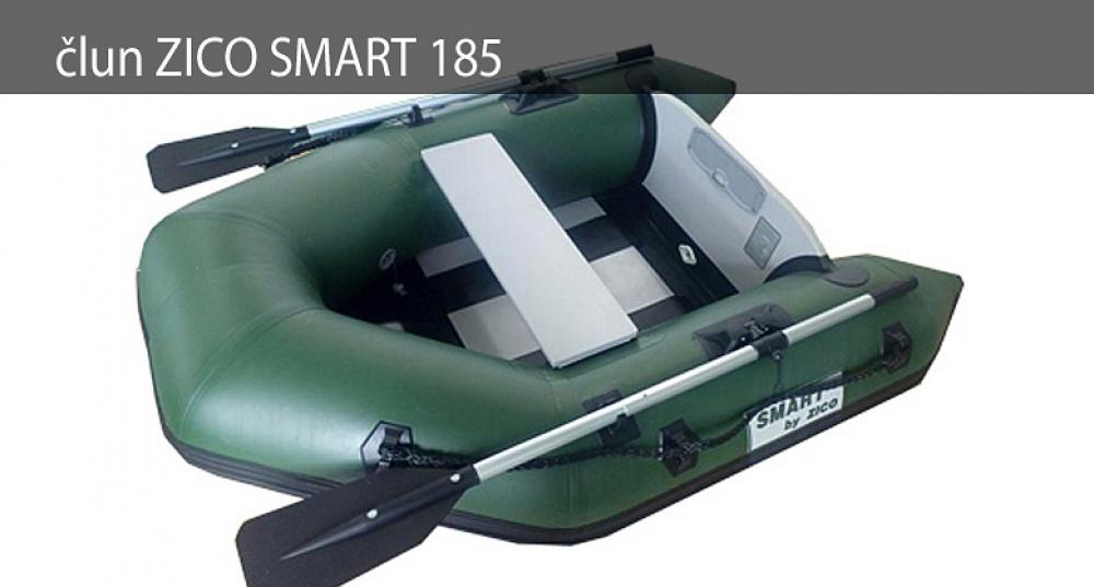 Boat ZICO SMART 185