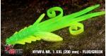 Nymph Nr. 1 XXL - FLUO/GREEN 1 pcs