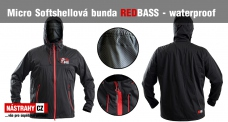 Softshell Jacket REDBASS Waterproof