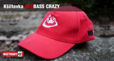Cap REDBASS CRAZY