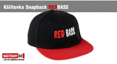 Snapback REDBASS - Gift with purchase over 80,- EUR