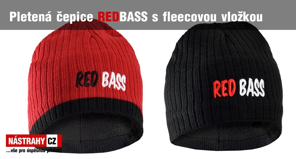 Winter Cap REDBASS fleece