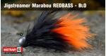 Jigstreamer Marabou REDBASS - BLO