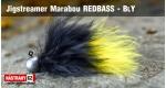 Jigstreamer Marabou REDBASS - BLY
