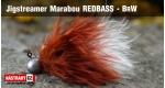 Jigstreamer Marabou REDBASS - BrW