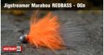 Jigstreamer Marabou REDBASS - OGr