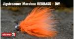Jigstreamer Marabou REDBASS - OW