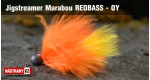 Jigstreamer Marabou REDBASS - OY