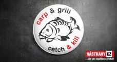 Badge: Carp & Grill