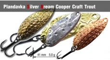 Spoons Silver Bream - Cooper Craft Trout
