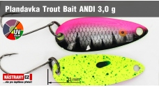 Spoons Trout Bait - ANDI 3,0 g