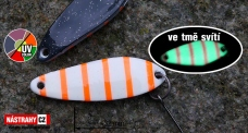 Spoons Trout Bait - GROSSI 2 - 2,3 g GLOW