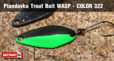 Spoons Trout Bait - WASP 2,6 g