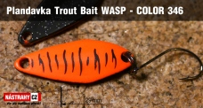 Spoons Trout Bait - WASP 1,0 g