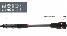 Daiwa Ballistic Sea Trout