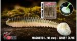 BLISTR 4 pcs Magneto L - GHOST OLIVE +2.00 €