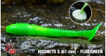 1 pcs Magneto S - FLUO/GREEN