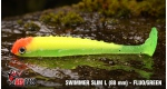 Swimmer Slim L - FLUO GREEN