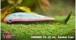 Swimmer XXL - RAINBOW TROUT