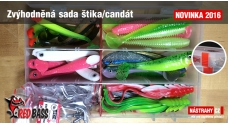 Pike and zander set