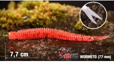 Worm/Minnow REDBASS WORMETO 77 mm