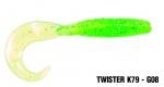 10 pcs - Twister K79 - 7 cm - G08