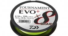 DAIWA TOURNAMENT X8 EVO+ 135 m