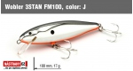 Wobbler 3STAN FM100, color: J